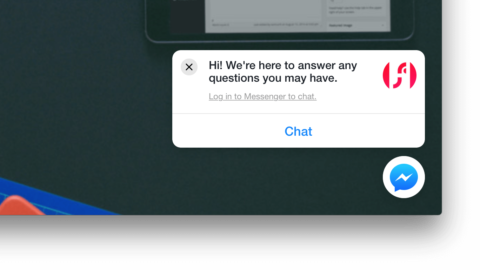 How to get Facebook Messenger Customer Chat on WordPress